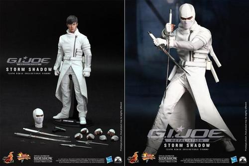 Hot Toys G.I. Joe Retaliation Storm Shadow Action Figure