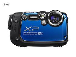 Fujifilm FinePix XP200 Waterproof Camera Announced