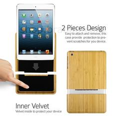 The Bamboo iPad Mini Case