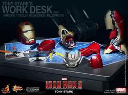 The Limited Edition Tony Stark Action Figure