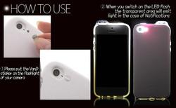 Van.D Premium Lighting iPhone 5 Case