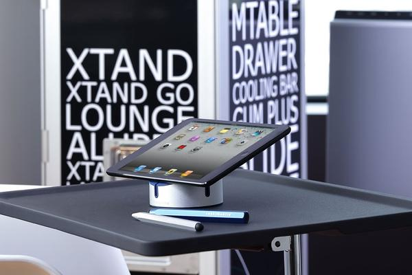 Just Mobile AluCup iPhone and iPad Stand