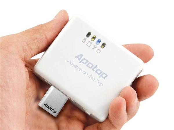 Apotop Wi-Reader Wireless Reader for iOS Devices