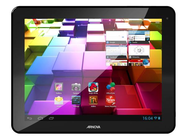 Archos Arnova 97 G4 Android Tablet Announced