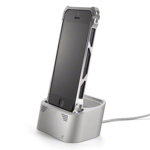 element case vapor dock iphone 5 docking station gadgetsin. Black Bedroom Furniture Sets. Home Design Ideas