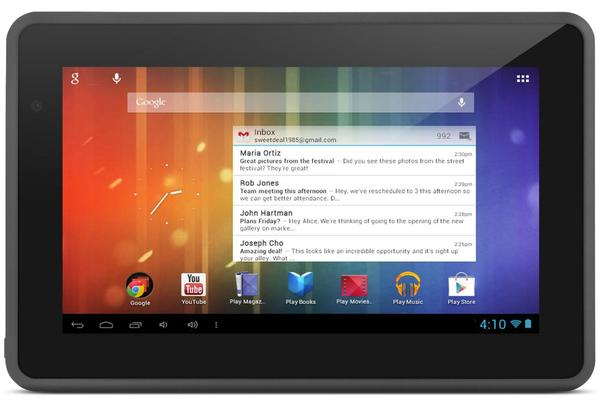 Ematic Genesis Prime Android Tablet Launched