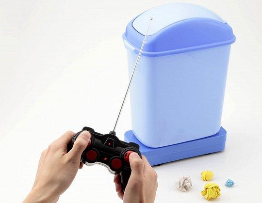 Gomiba Go Remote Control Trash Can