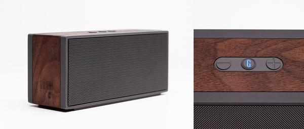 Grain Audio Packable Wireless System Bluetooth Speaker