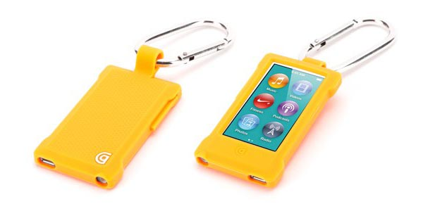 Griffin Courier Clip iPod Nano 7G Case