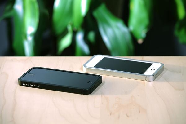 Just Mobile AluFrame iPhone 5 Bumper