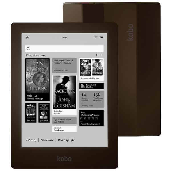 Kobo Aura HD eReader Announced