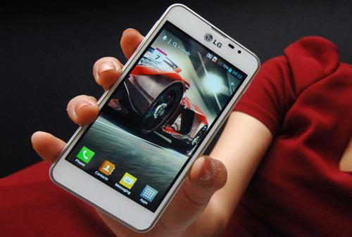 LG Optimus F5 Android Phone Makes Its Official Debut