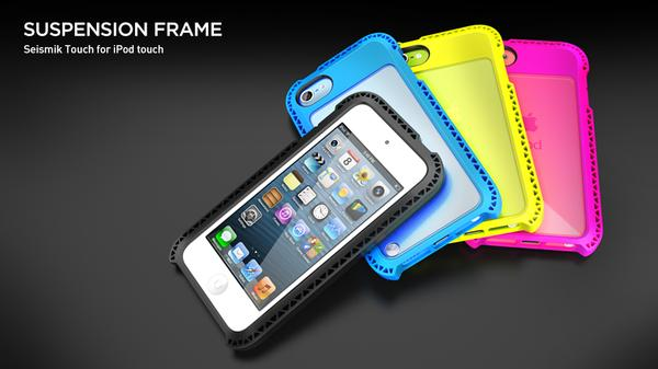LUNATIK SEISMIK Touch iPod Touch 5G Case