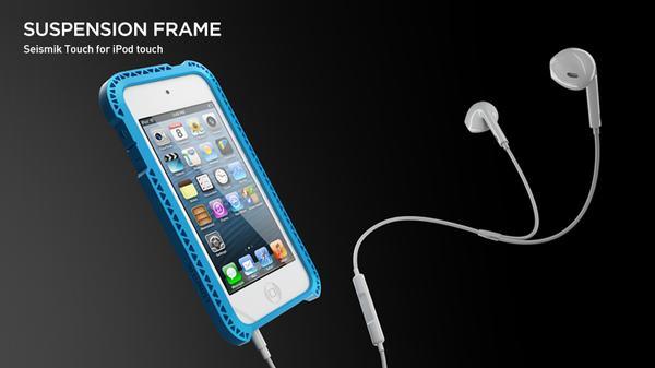 LUNATIK SEISMIK Touch iPod Touch 5G Case