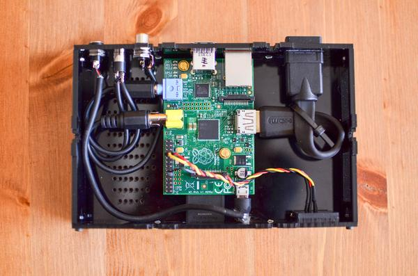 Make Your Own Raspberry Pi Case