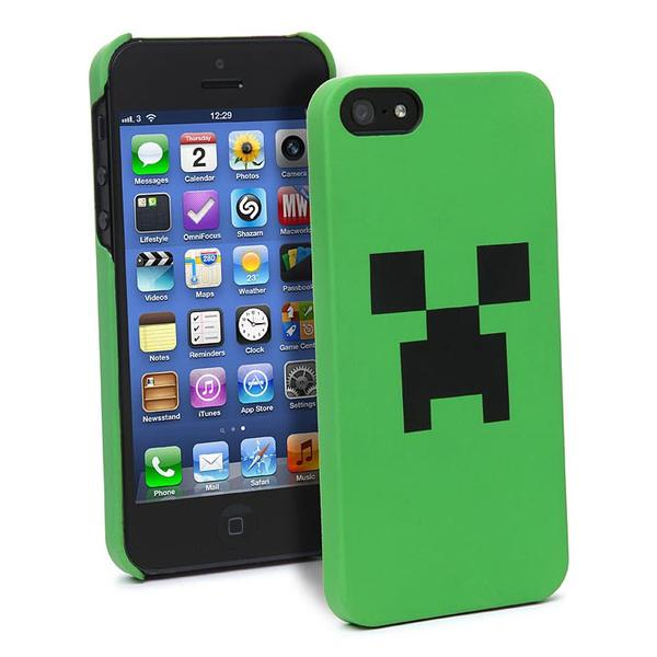 Minecraft Creeper iPhone 5 Case