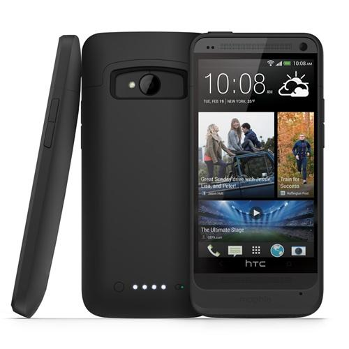 Mophie Juice Pack Battery Case for HTC One
