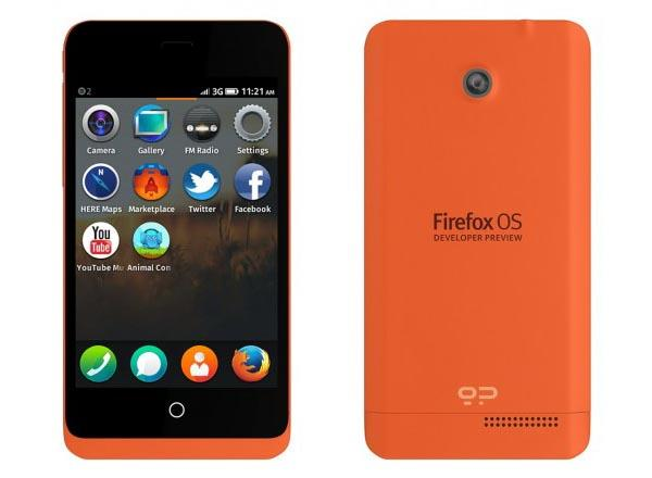 Mozilla Firefox OS Developer Preview Smartphones Now Available - Keon