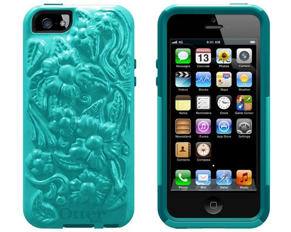 OtterBox Commuter Series 3D iPhone 5 Case
