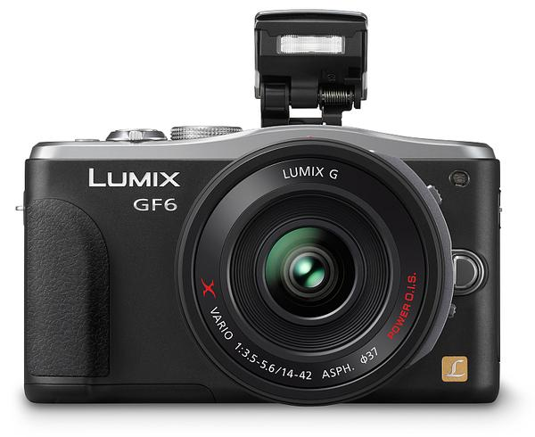 Panasonic DMC-GF6 Digital Single Lens Mirrorless Camera Announced