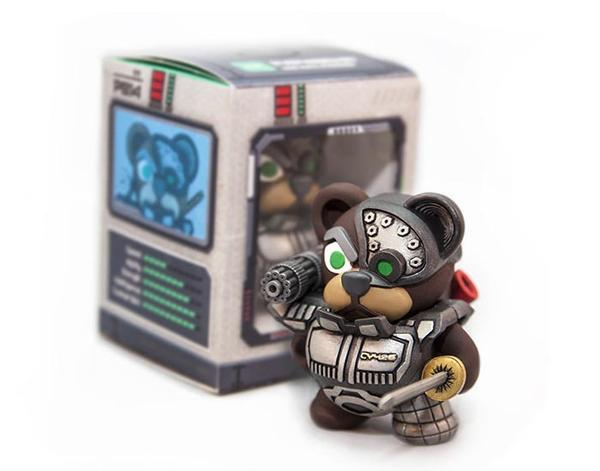 PapaBehr Mini Figure Styled USB Drive