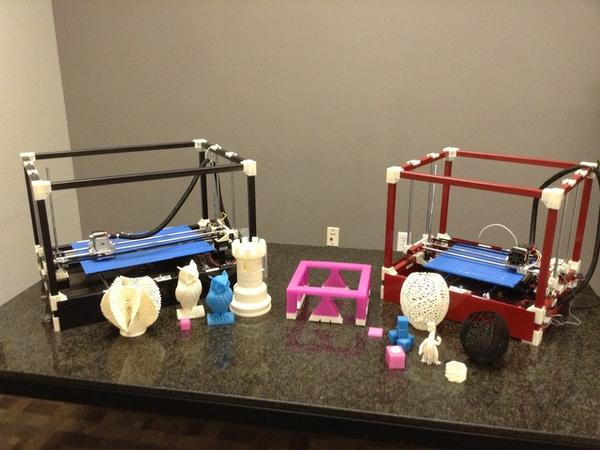 RigidBot Consumer 3D Printer