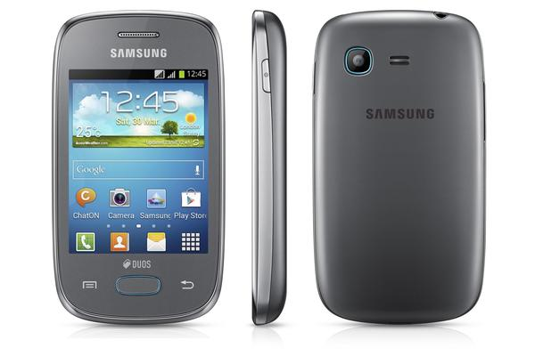 Samsung Galaxy Star and Galaxy Pocket Neo Android Phones Announced