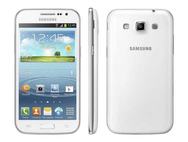 Samsung Galaxy Win Android Phone Announced