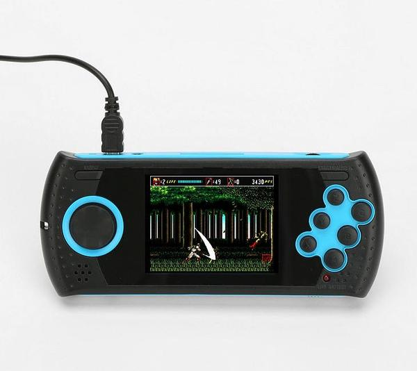 SEGA Genesis Portable Game Player
