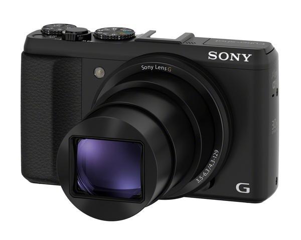 Sony Cyber-shot HX50V Long Zoom Camera Announced