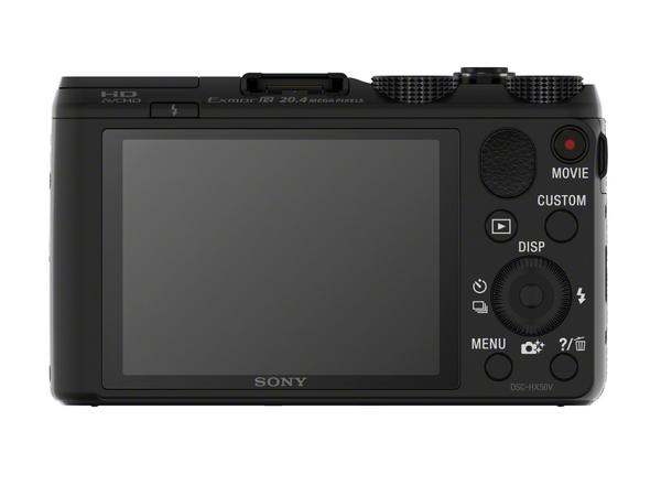 Sony Cyber-shot HX50V Long Zoom Camera Announced