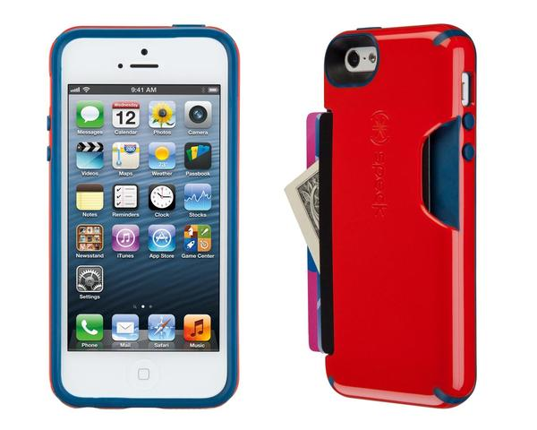 Speck CandyShell Card iPhone 5 Case