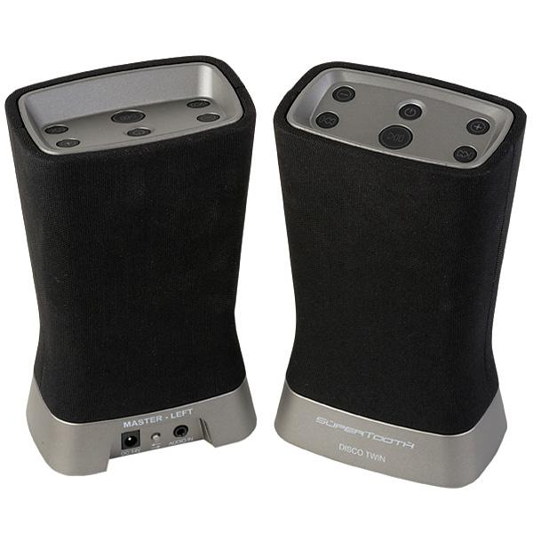 SuperTooth Disco Twin Bluetooth Wireless Speaker System