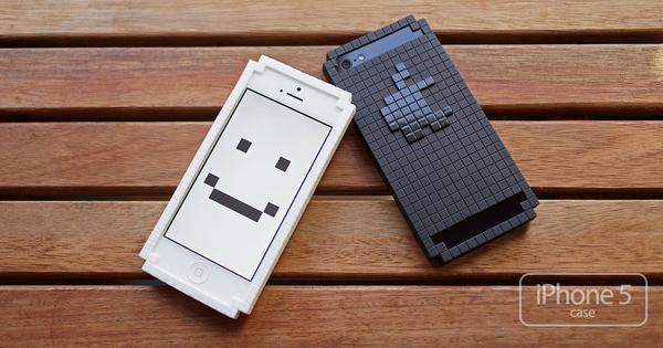 The 8-Bit Bumper iPhone 5 Case