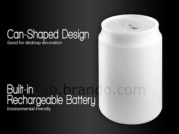 The Can-Shaped USB LED Lamp