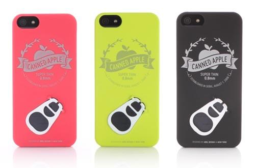 The Canned Apple iPhone 5 Case