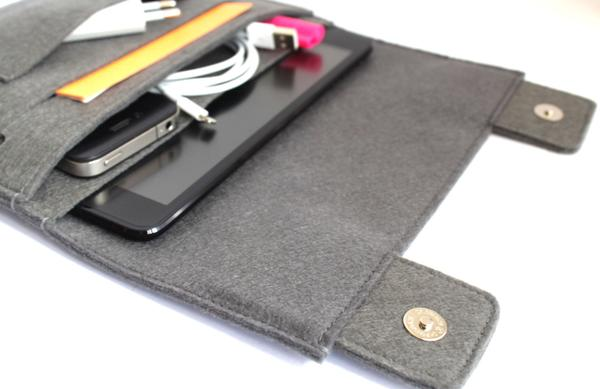 The Handmade iPad Mini Sleeve