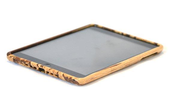 The Handmade Wood iPad Mini Case