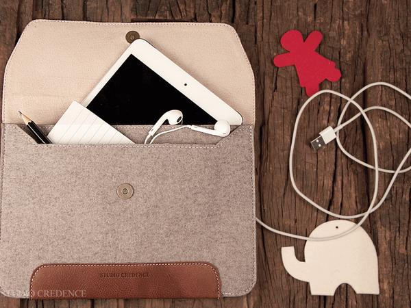 The iPad Mini Sleeve by Studio Credence