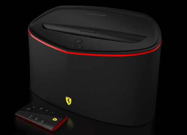 The Scuderia FS1 Air Wireless Speaker with AirPlay and Bluetooth Technology