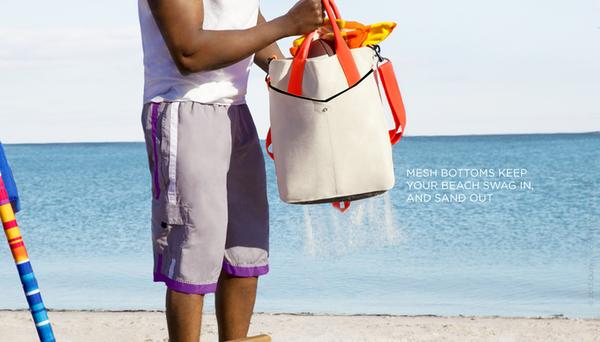 The Shake Sand Resistant Beach Bags for Your Beach Time   Gadgetsin