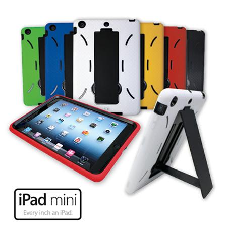 The Slim Tough iPad Mini Case with Built-In Stand