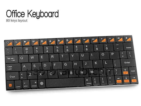The Ultra Slim Bluetooth Keyboard