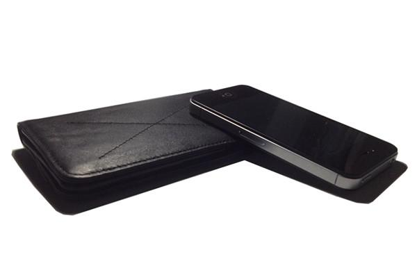Tigdi Wallet Styled iPhone 5 Case