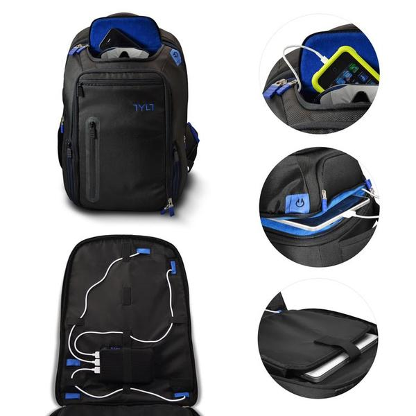 TYLT Energi Backpack with Backup Battery