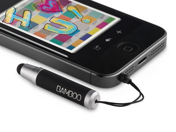 Wacom Bamboo Stylus Mini Announced