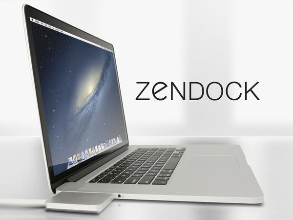 ZenDock Docking Station for MacBook