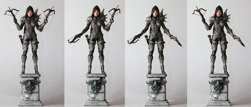 Awesome Diablo 3 Fan-Made Action Figures