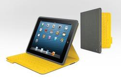 Logitech FabricSkin Keyboard Folio iPad Case