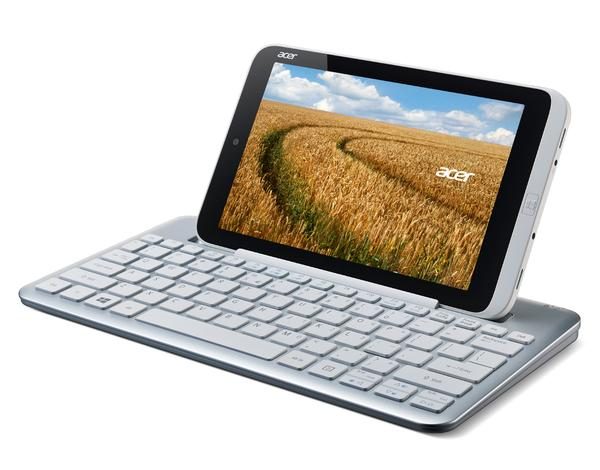 Acer W3 Windows 8 Tablet Announced